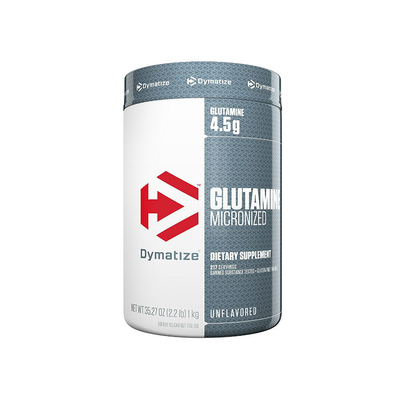 GLUTAMINE MICRONIZED 1000 Grams